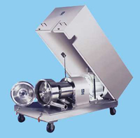 image of X series high shear mixer